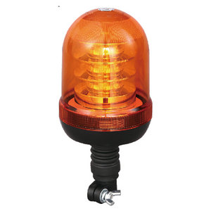 Green LED Beacon For Van 54W 24 Volt High-Power With Pole Mount IP66 ECE R10/R65 #P807