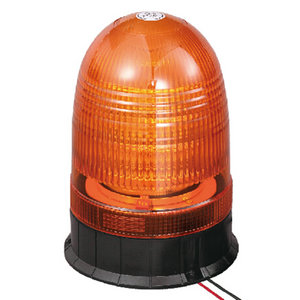 Blue LED Beacon For Survey And Exploration Truck 54W 9-30V High-Power With Three-Bolt IP66 ECE R10/R65 #P808